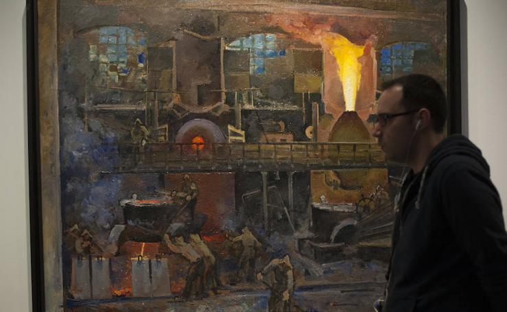 La nueva exposición del Museo Ruso, en imágenes