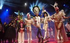 Las 'drag queen' conquistan el Carnaval de Málaga