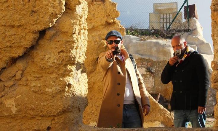 El rodaje de 'Torre de Narcos', en imágenes
