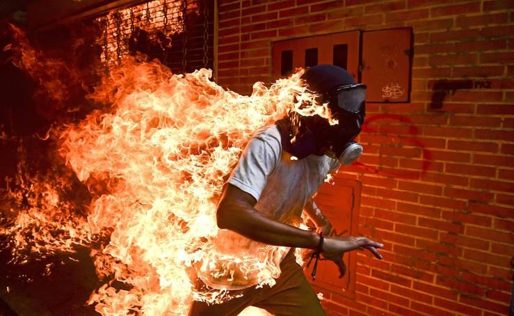 Estas son las seis candidatas al World Press Photo de este año