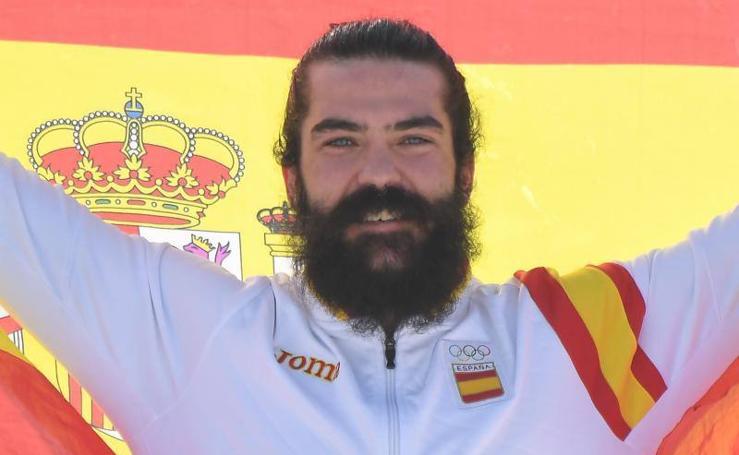 Regino Hernández, bronce en Snowboardcross