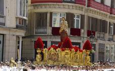 Itinerarios de las procesiones del Domingo de Resurrección 2018