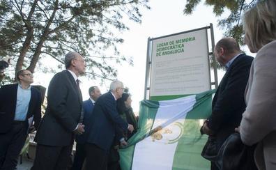 Andalucía dignifica un trozo de su historia