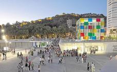 El Ayuntamiento y el Pompidou firmarán mañana la prórroga para que la filial siga en Málaga hasta 2025