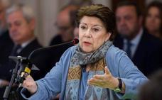 Magdalena Álvarez: «Es un error pensar que en Hacienda lo controlan todo»