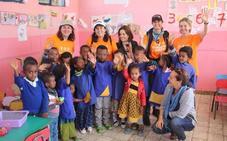 Etiopía recibe la ayuda de Málaga