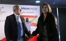 Un virus impide a Javier Fernández ser homenajeado en el COE