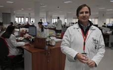 Blanca Hermana: «Esperamos tiempos interesantes para la fábrica de Málaga»