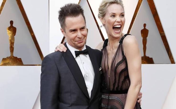 Las estrellas, en la alfombra roja de los Oscars