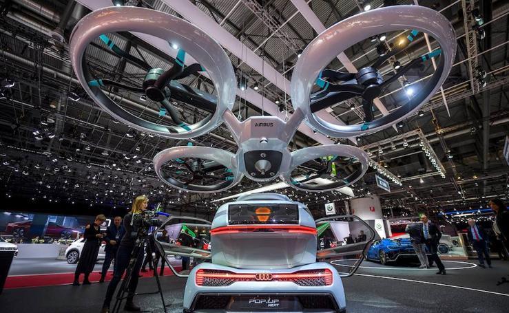 88º Salón Internacional del Automóvil de Ginebra, en imágenes