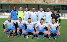 Alameda será la sede de la Liga andaluza de veteranos en abril