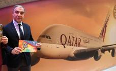 El vuelo directo de Málaga a Doha comienza a operar el próximo 4 de junio