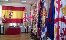 El Ejército de Tierra lleva a Barcelona una exposición de las banderas históricas de España