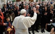 Francisco, cinco años como papa con la vista puesta en grandes acontecimientos