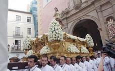 La Agrupación de Cofradías de Málaga hace un llamamiento para recabar portadores para el Resucitado