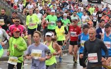Todas las fotos de la Media Maratón de Málaga 2018