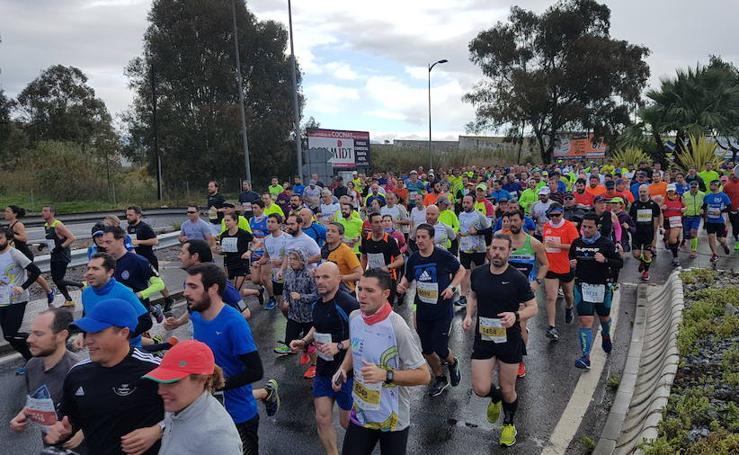 Fotos de la 28 Media Maratón Ciudad de Málaga