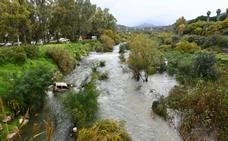 La lluvia provoca una treintena de incidencias en la provincia de Málaga