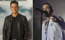 El enfado de Alejandro Sanz por un vídeo de Maluma, con 'Mi soledad y yo' de fondo
