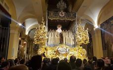 Un trono colosal para la Paloma