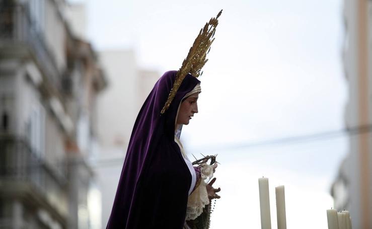 Fotos de las procesiones y traslados del Sábado de Pasión