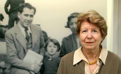 Paloma Altolaguirre: «He conseguido entender a mis padres a través de los poemas que escribieron»