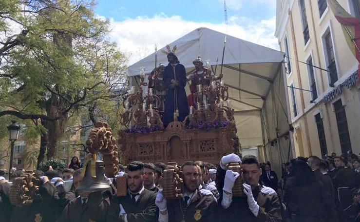 Fotos de Dulce Nombre. Domingo de Ramos de la Semana Santa de Málaga 2018