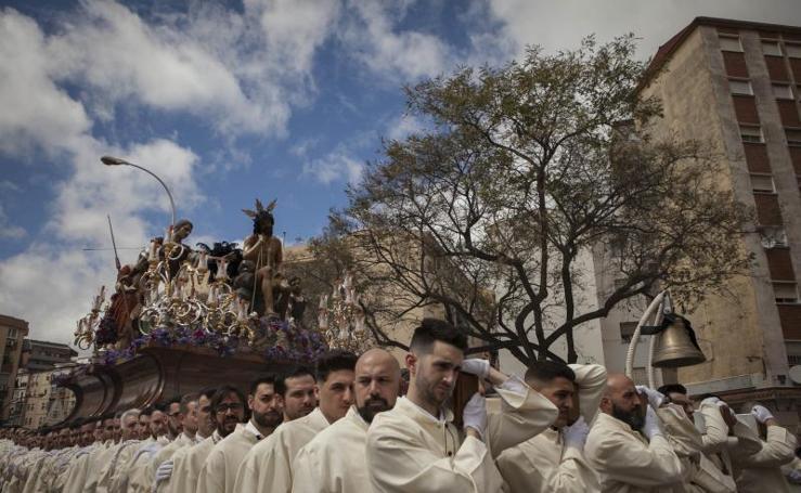 Fotos de Humildad y Paciencia en la Semana Santa de Málaga 2018