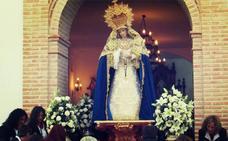Una cofradía de la provincia de Málaga busca mujeres para poder sacar su trono el Jueves Santo