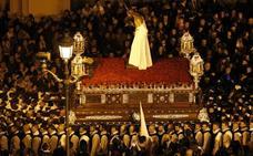 La Policía Local de Málaga cantará por primera vez su himno en la procesión de La Estrella