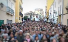 Tras la estela del Señor de Málaga
