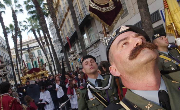 Fotos de Fusionadas en la Semana Santa de Málaga