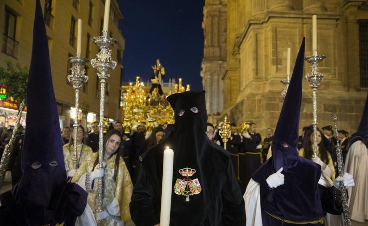 Recorrido procesional de Jesús El Rico y María Santísima del Amor