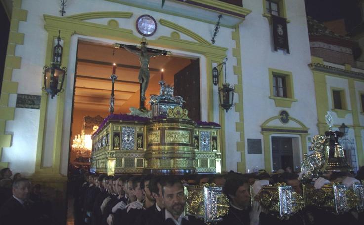Procesión del Cristo de la Expiración y la Virgen de los Dolores Coronada