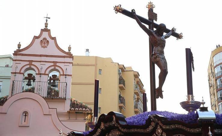 Recorrido procesional del Cristo de los Milagros y Virgen de la Amargura Coronada (Zamarrilla)