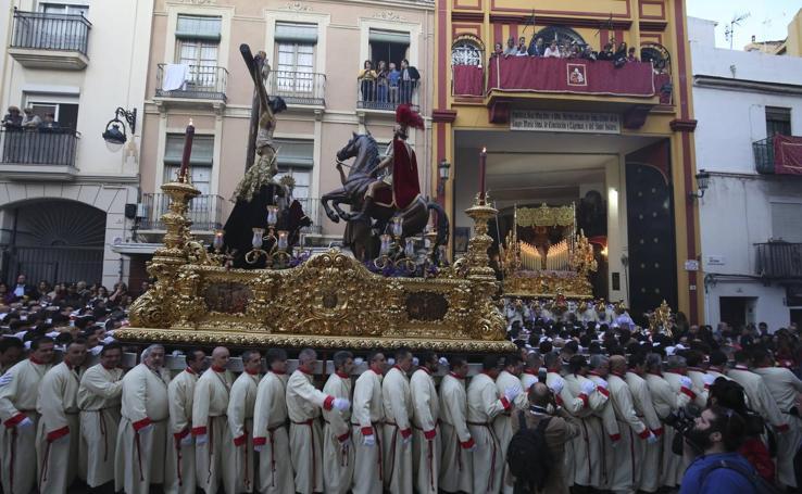 Todas las fotos del Miércoles Santo en Málaga
