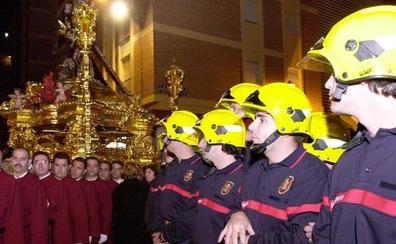 El Ayuntamiento veta el desfile de bomberos con Misericordia por el conflicto laboral