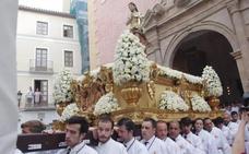 Itinerario y horario del Resucitado, que cierra hoy las procesiones de la Semana Santa de Málaga 2018