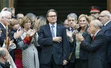Mas cuestiona que valga la pena investir a Puigdemont ya que abriría más causas