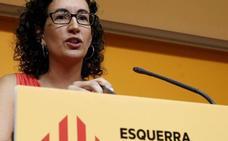 El Estado se quedará con los 60.000 euros de fianza de Marta Rovira