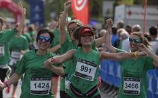Las mujeres correrán contra el cáncer el 22 de abril en Málaga