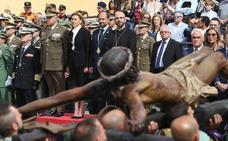 ERC llevará al Senado los cánticos de 'El novio de la muerte' de los cuatro ministros en Málaga