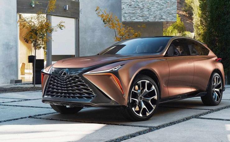 Lexus LF-1 Limitless, el espectacular diseño del futuro 'crossover'