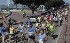 El plazo de inscripción para la Carrera Popular de El Palo permanecerá abierto hasta el lunes