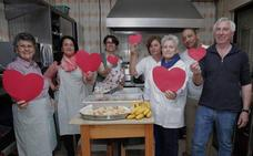Malagueños con corazón: Una campaña en las redes sociales reclama apoyo para la labor del Cottolengo