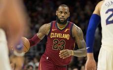 Lebron James y el baloncesto español