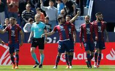 Un gol en la prolongación premia al Levante y hunde a Las Palmas