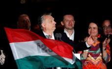 Orban logra su tercer mandato consecutivo en Hungría