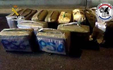 Desarticulada una red que operaba desde Benalmádena dedicada al transporte de droga a Francia