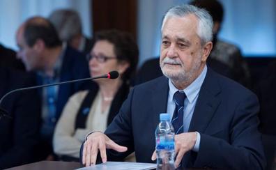 Griñán declara ante el juez que «no conoció» el programa de ayudas de los ERE